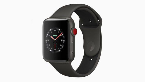 Китай запретил использование LTE в Apple Watch Series 3