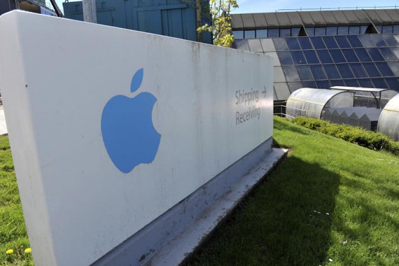 Ирландия получит штраф из-за Apple