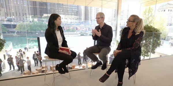 Тим Кук рассказал о дополненной реальности, своем преемнике и дефиците iPhone X