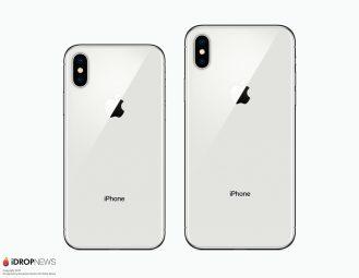 Представлен концепт iPhone X Plus с 6,4-дюймовым дисплеем