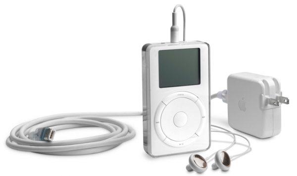 iPod исполнилось 16 лет