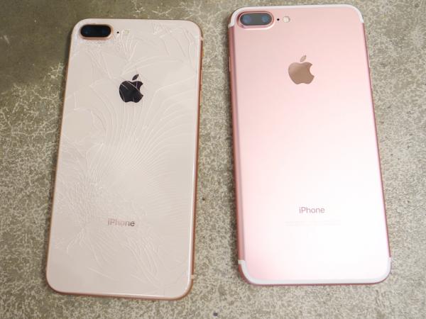 Стеклянная панель iPhone 8 нуждается в дополнительной защите
