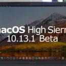 Вышла macOS 10.13.1 бета 4 для разработчиков