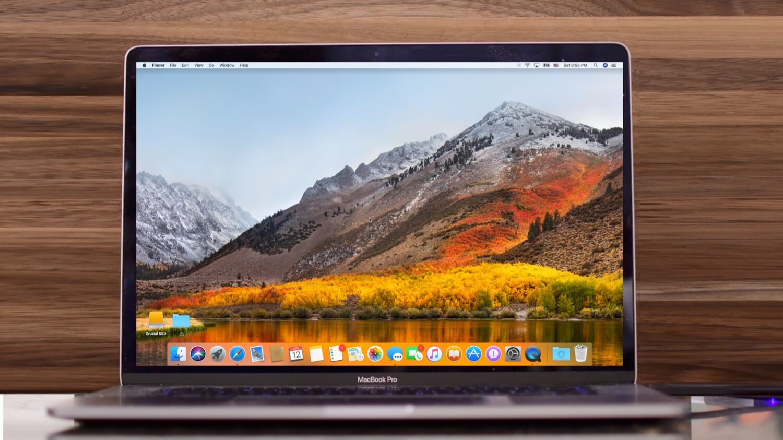 Apple выпустила macOS High Sierra 10.13.1
