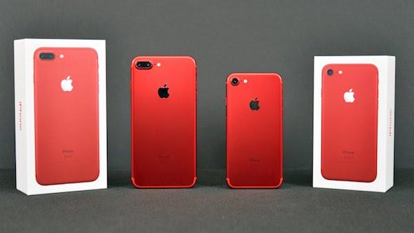 Почему красный iPhone 7 – самая выгодная инвестиция в смартфоны