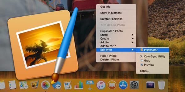 Pixelmator получил более глубокую интеграцию в macOS High Sierra
