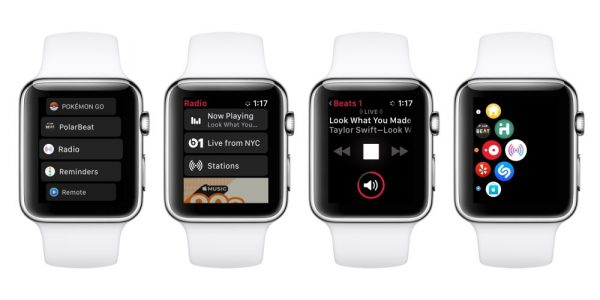 Apple выпустила watchOS 4.1 beta 2