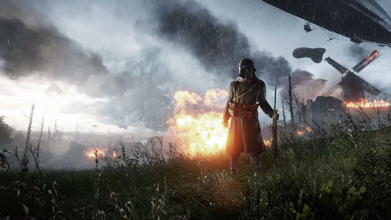 Cамая реалистичная игра - анимированный шутер Battlefield