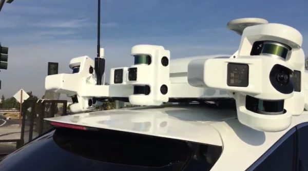 Apple протестировала систему автопилота