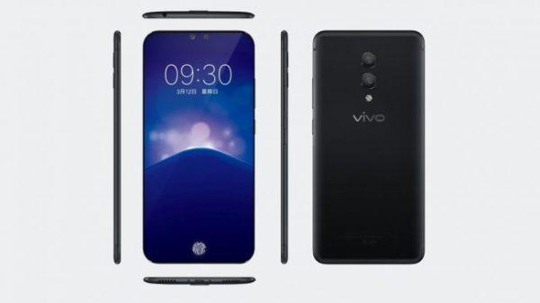 Компания Vivo обошла Apple и Samsung, расположив сканер отпечатка пальца под экраном