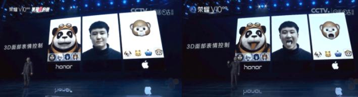 Компания Huawei представила свой аналог Animoji