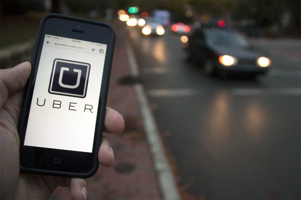 Руководство Uber сообщило об утечке данных пользователей