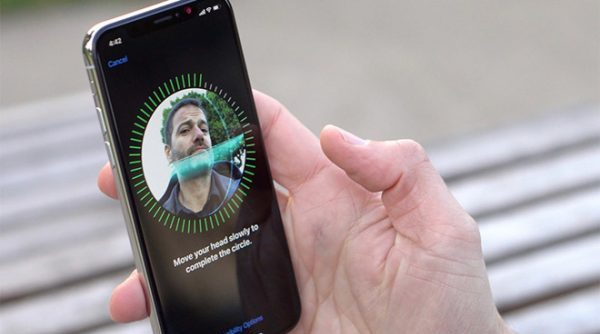 Face ID работает так же быстро, если не быстрее, Touch ID