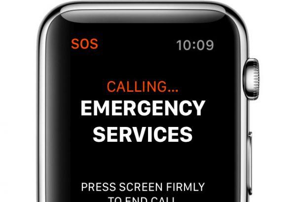 Apple Watch Series 3 c LTE могут вызвать экстренные службы без привязки к iPhone
