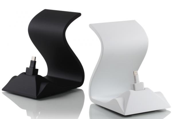 Интересное с Kickstarter: Sarvi Dock — подставка с зарядкой для устройств Apple