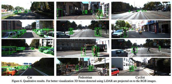 Apple улучшит распознавание объектов в беспилотных автомобилях