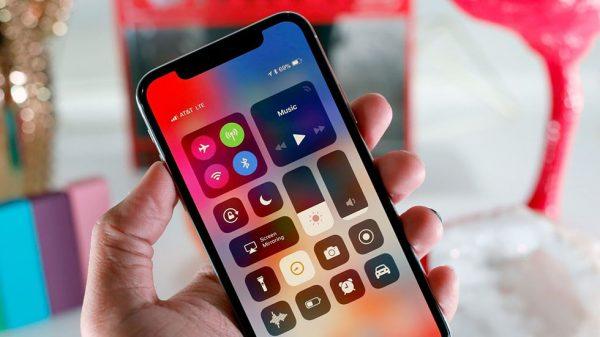 В iPhone X используется новый стандартный рингтон