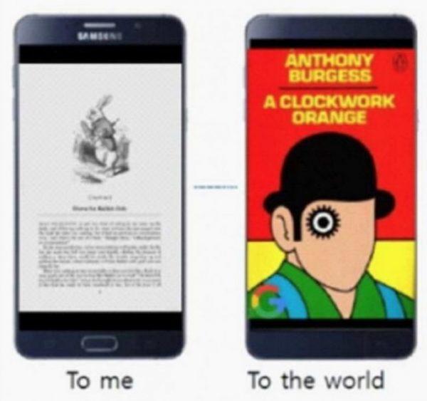 Samsung адаптирует Android под гнущийся смартфон