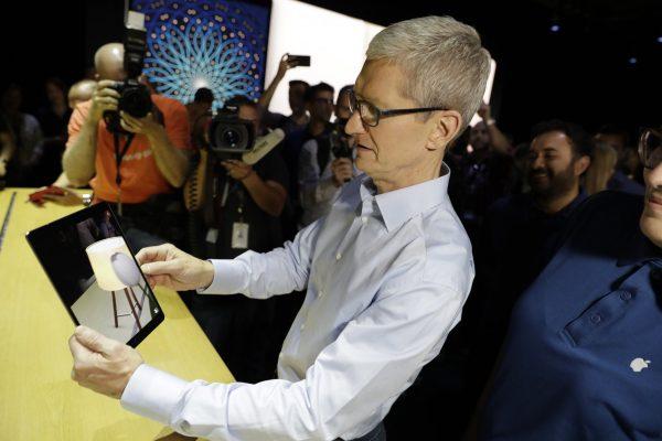 У Apple был замечательный 2017 год