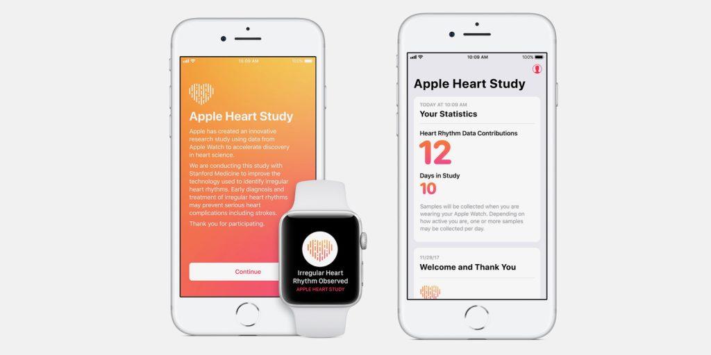 Apple запустила масштабное исследование нарушений сердечного ритма