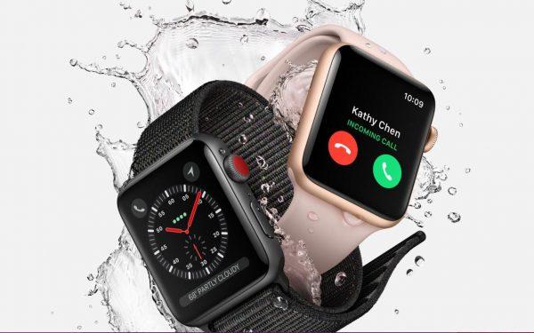 У Apple Watch Series 3 обнаружены первые неполадки