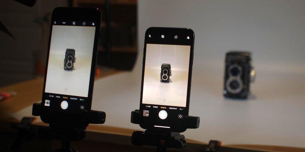 Сравнение телескопических объективов iPhone X и iPhone 7 Plus – видео