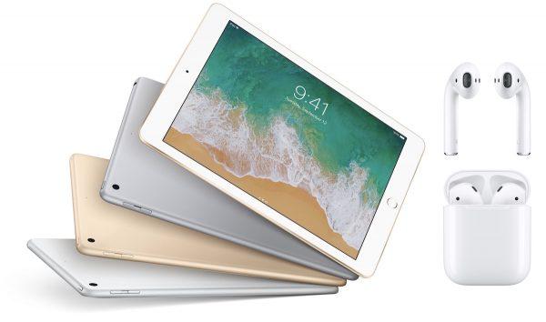 AirPods и iPad стали самым продаваемыми товарам «киберпонедельника» в западном полушарии