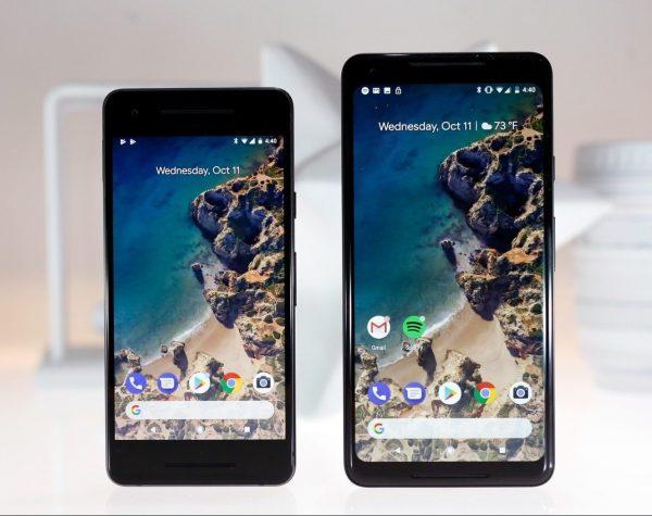 Новая проблема c экраном Google Pixel 2 XL