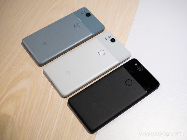 Чтобы решить одну из проблем Google Pixel 2, нужно подуть в микрофон