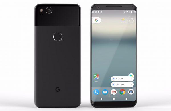 Некоторые Google Pixel 2 XL продаются без операционной системы