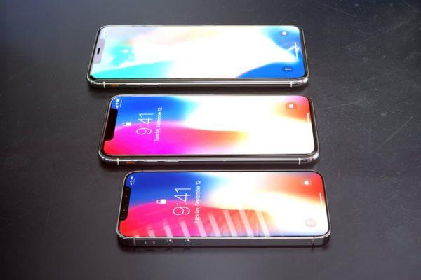 Новые рендеры iPhone X Plus и iPhone X SE