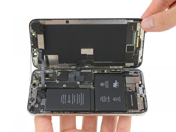 Повреждения iPhone X обойдутся очень дорого
