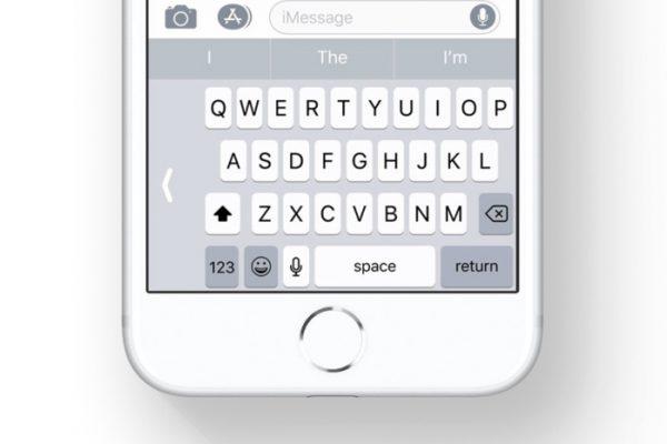 Пользователи не могут написать букву «i» из-за ошибки в iOS 11.1