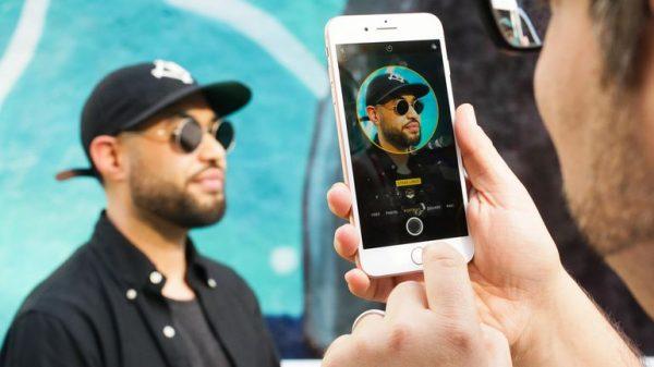 iPhone 7 Plus поддерживает функцию «Портретное освещение»