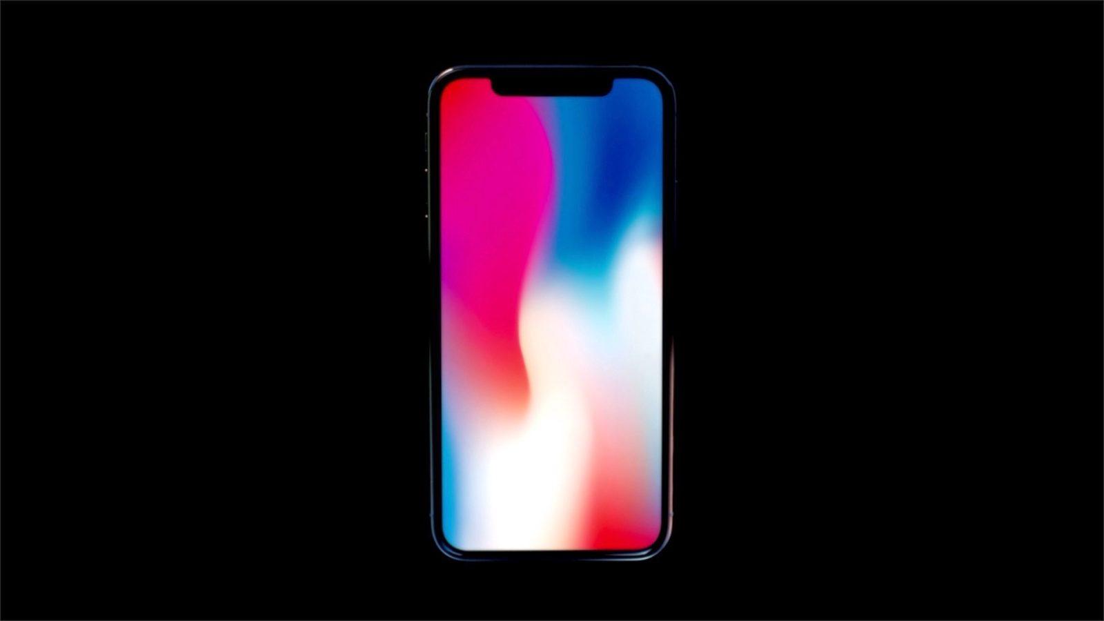 В iPhone X установлен лучший в мире OLED-дисплей