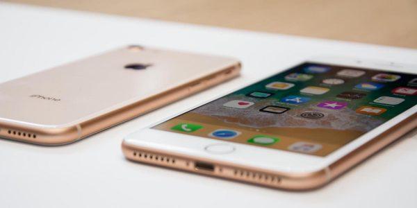 iPhone 7 продается лучше iPhone 8