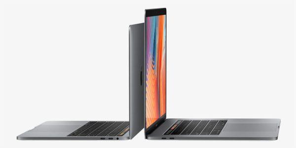 В третьем квартале 2017 года продажи ноутбуков Apple обогнали ASUS и Acer