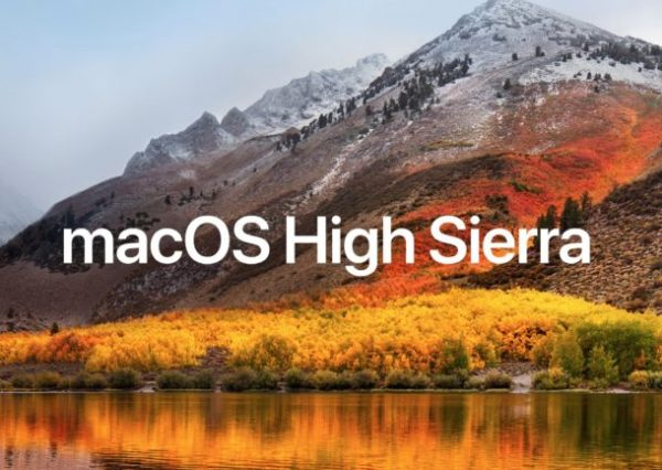 Apple выпустила обновление macOS High Sierra, которое исправляет критическую ошибку безопасности
