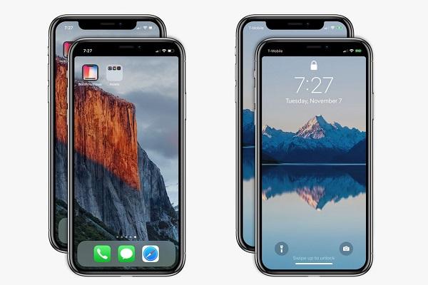 Apple одобряет приложения, позволяющие скрыть вырез экрана в iPhone X