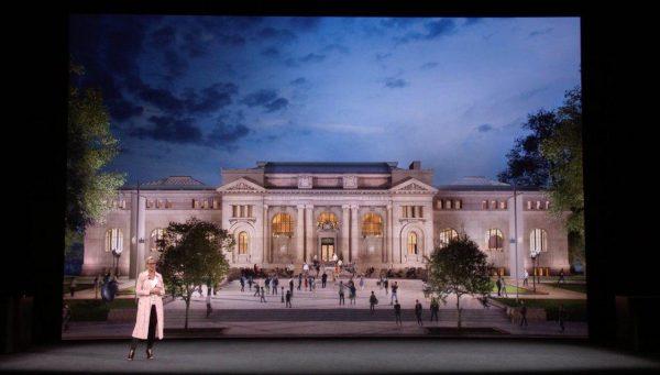 Джонни Айв выступит с лекцией в Хиршонском музее в Вашингтоне