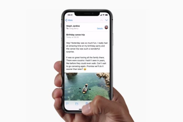 Как быстро пролистать вверх страницу на iPhone X