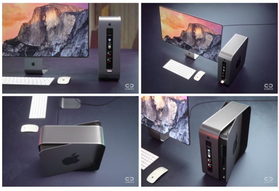 Apple все еще работает над новым поколением Mac Pro