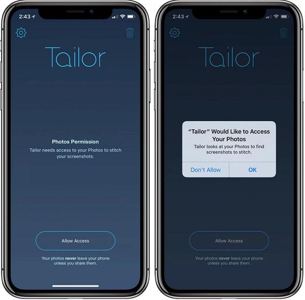 Как скомбинировать несколько скриншотов на iPhone в iOS 11