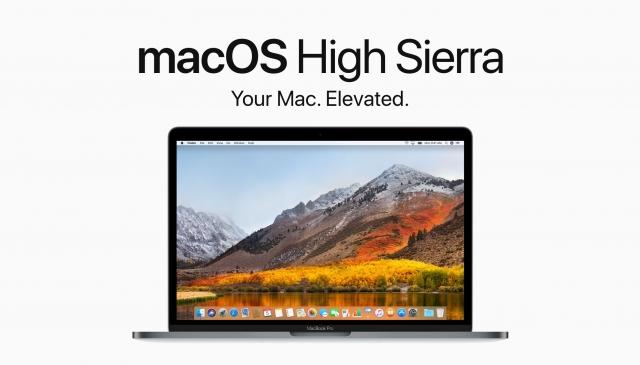 Вышла macOS 10.13.2 High Sierra beta 6 для разработчиков
