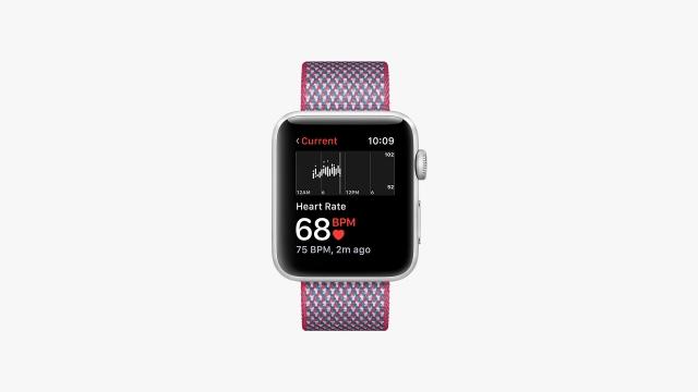 В Apple Watch появится датчик ЭКГ
