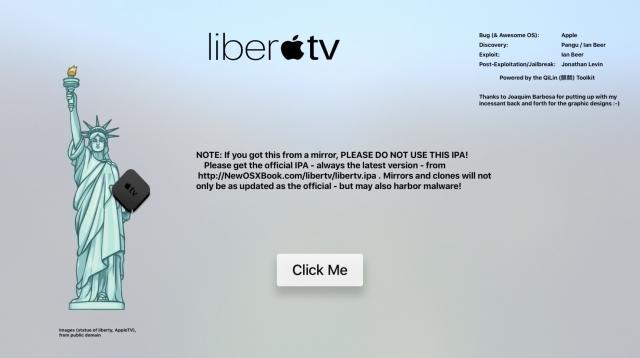 Вышел джейлбрейк для Apple TV 4