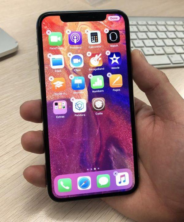 Исследователи Alibaba смогли взломать iPhone X под управлением iOS 11.2.1