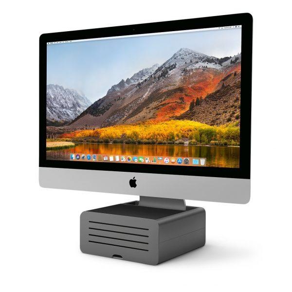 Подборка стильных аксессуаров для iMac Pro в цвете «серый космос»