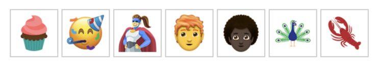 Консорциум Unicode показал Emoji, которые появятся в следующей версии iOS