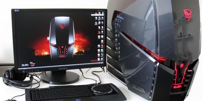 Мощнейшие игровые компьютеры